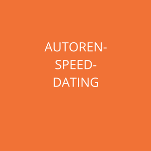 AUTOREN-SPEED-DATING