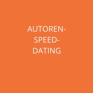 AUTOREN-SPEED-DATING