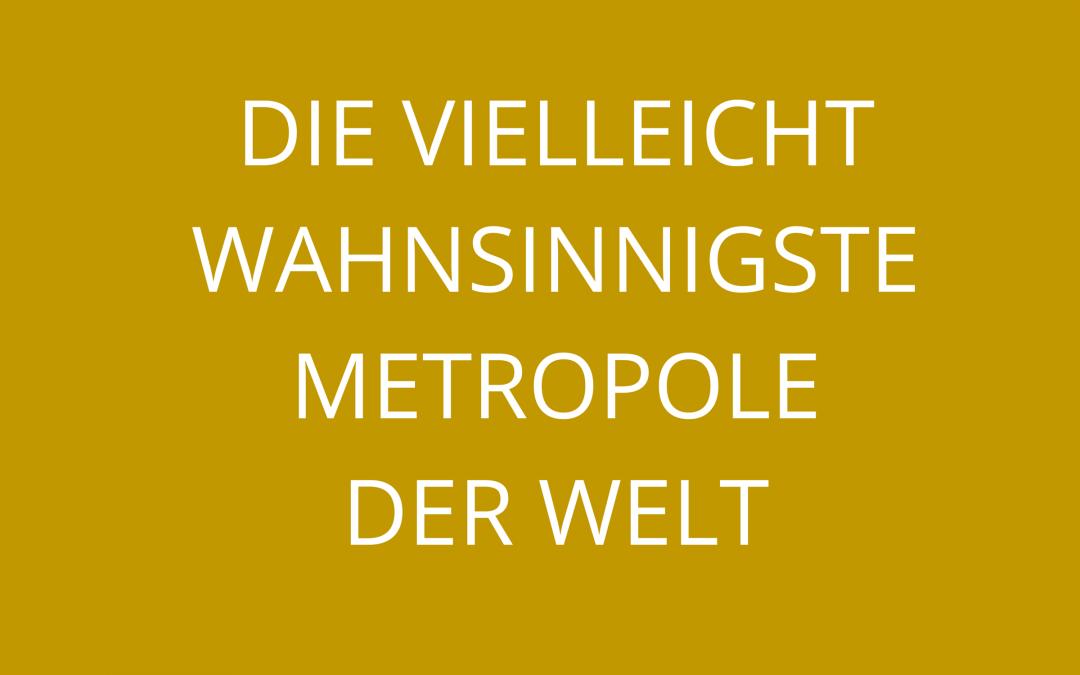 Autor Jan Brandt im Gespräch mit Lektor Jan Valk über »Stadt ohne Engel«