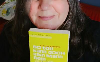 Tina Brömme erinnert sich an ihre erste Veröffentlichung