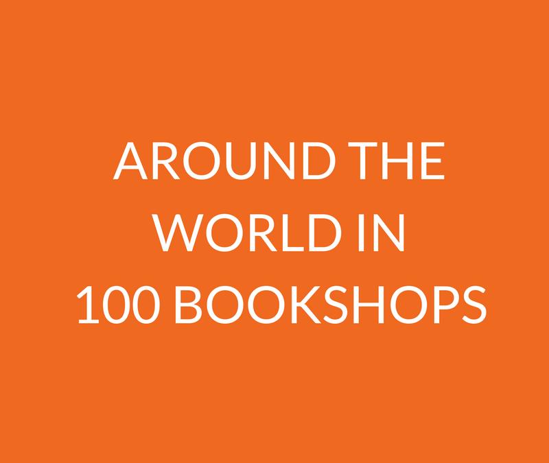Torsten Woywod reist mit uns durch die außergewöhnlichsten Buchhandlungen Europas