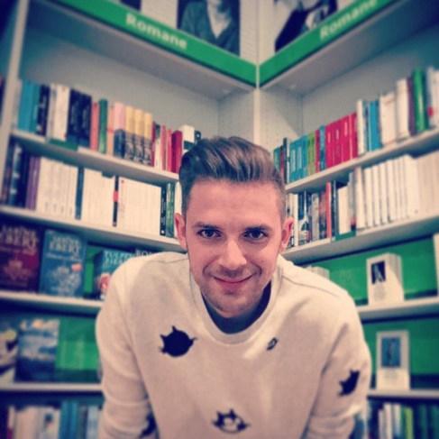 Florian Valerius aka literarischernerd