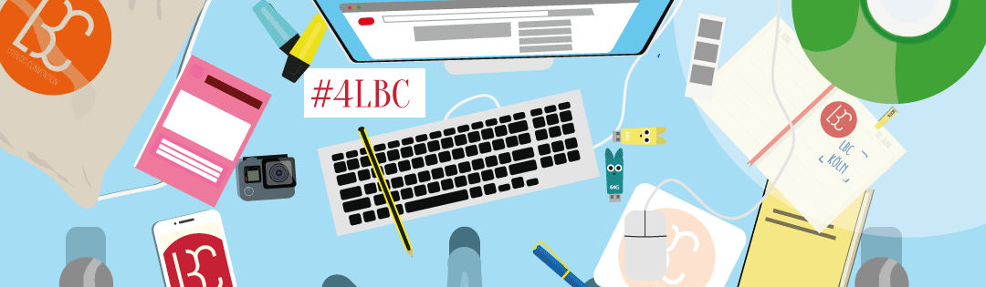 LBC17 LitBlog Convention