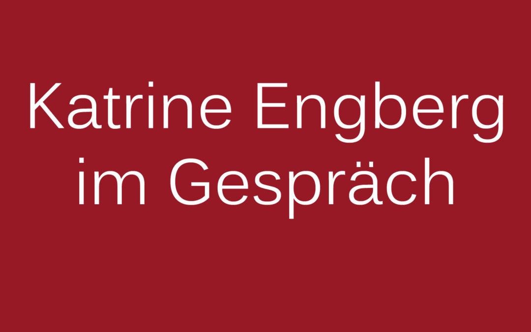 Katrine Engberg – Krimischriftstellerin, Tänzerin und Chroreografin im Gespräch