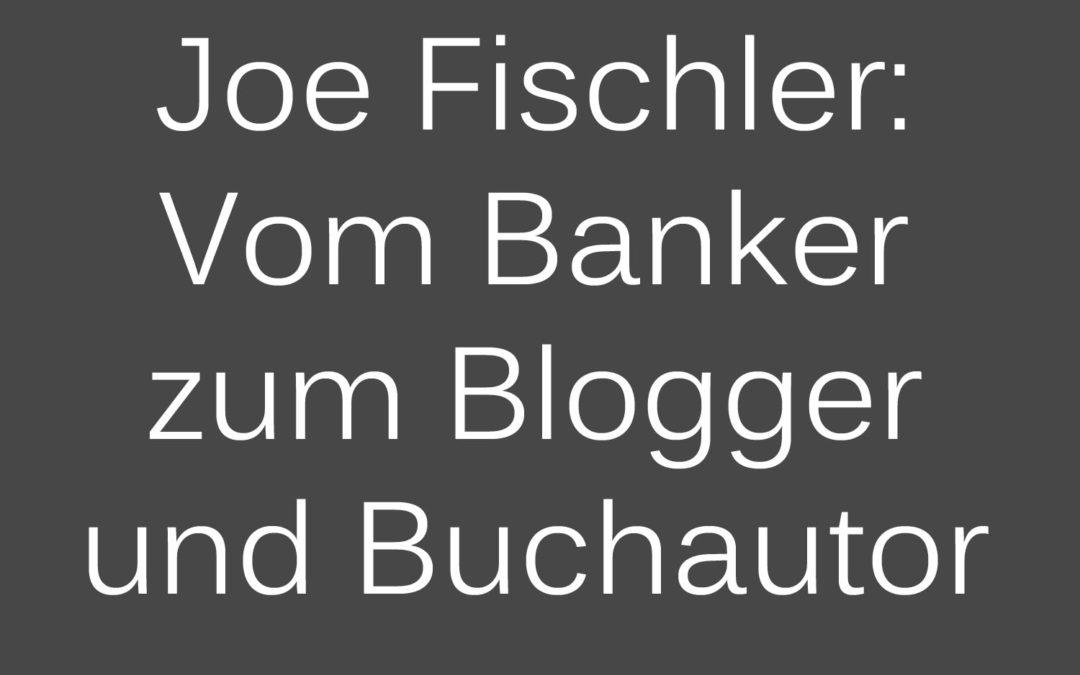 Wie Joe Fischler das wurde, was er schon immer sein wollte